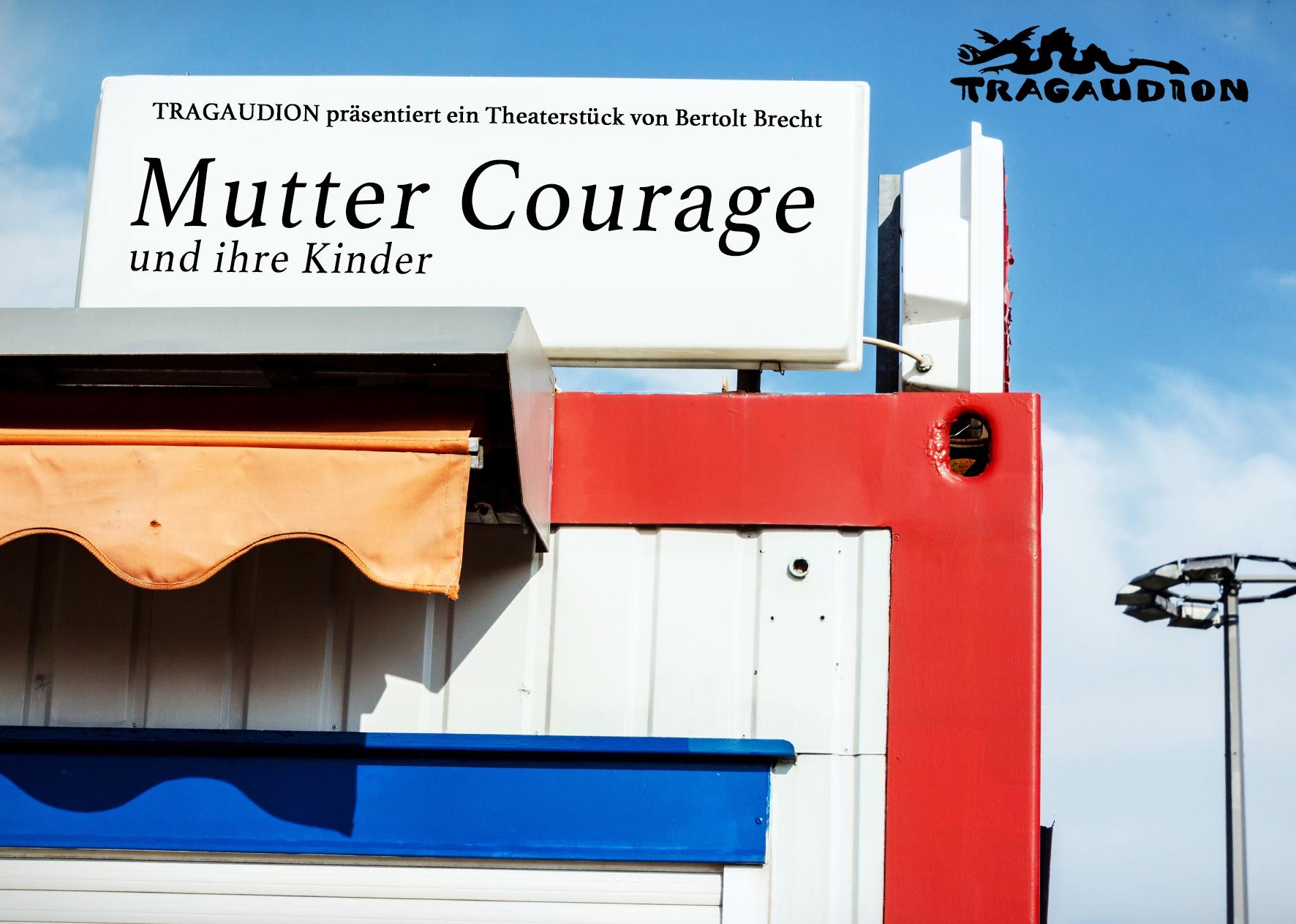 Flyer Mutter Courage